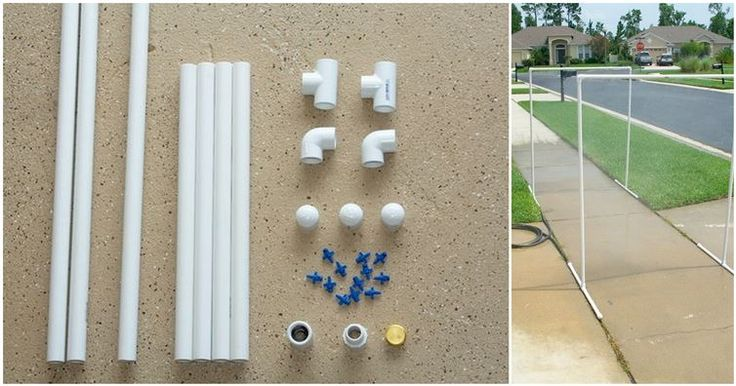Keep It Cool This Summer With This PVC Pipe DIY!