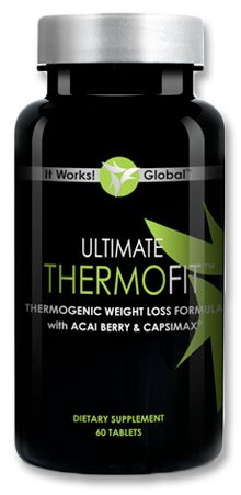 Fire up your Metabolism   It Works! Ultimate ThermoFit