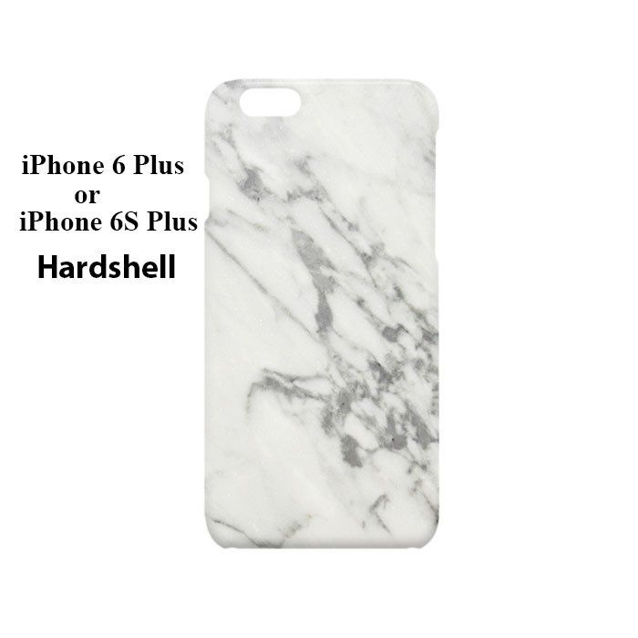 Grey Marble iPhone 6/6s Plus Case
