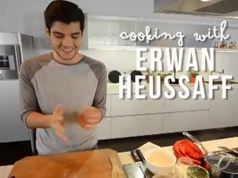 คลิปทำอาหารง่ายๆ แบบนี้ก็ดูจริงใจและแอบบอกคนดูเป็นนัยๆได้ด้วยนะว่าอาหารจานเด็ดสำเร็จได้ง่ายๆด้วย LOBO 2in1  Super Simple Burger Recipe by Erwan Heussaff