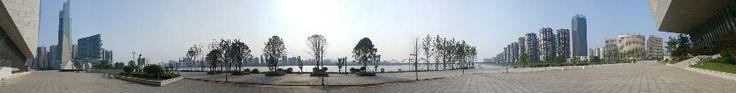 Panoramique à Changsha