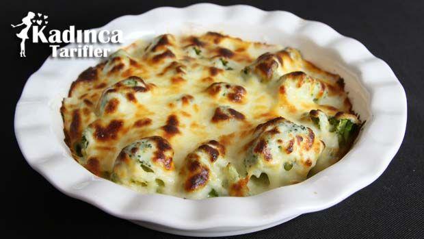 Beşamel Soslu Brokoli Tarifi nasıl yapılır? Beşamel Soslu Brokoli Tarifi'nin malzemeleri, resimli anlatımı ve yapılışı için tıklayın. Yazar: Sümeyra Temel