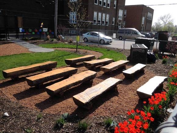 Classroom Garden Ideas ~ The outdoor classroom envi sci education ideas