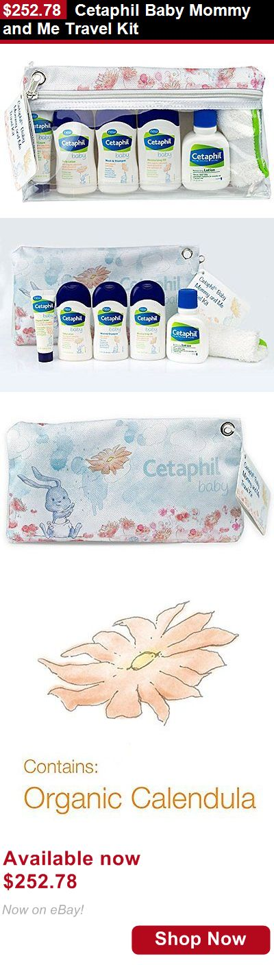 Baby Skin Care: Cetaphil Baby Mommy And Me Travel Kit BUY IT NOW ONLY: $252.78
