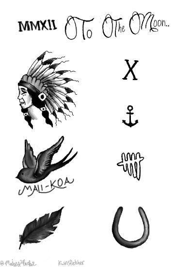 Best 25 5sos tattoo ideas on pinterest 5sos lyrics for Michael clifford tattoo