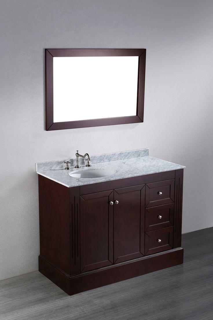 135 best Bathroom Vanities images on Pinterest | Bathroom vanities ...