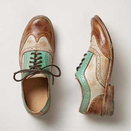 Obsessed with these shoes! CHANNING OXFORD SHOES
