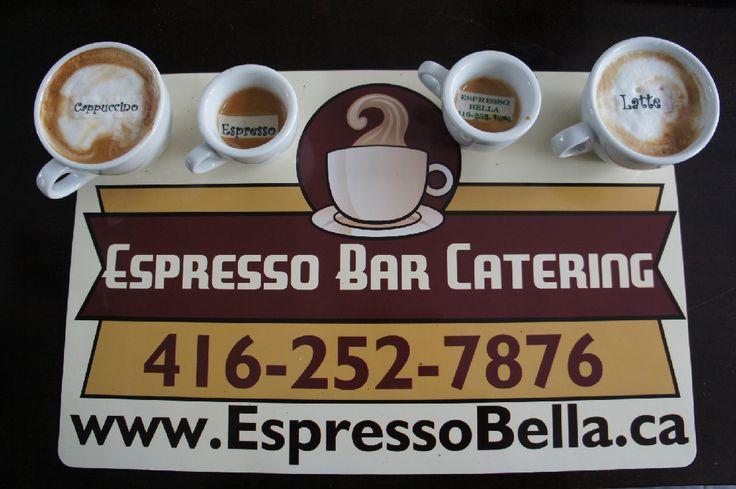 Espresso Bella | Espresso Bar and Catering | Toronto Ontario