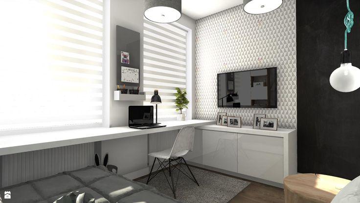 Pokój dziecka styl Nowoczesny - zdjęcie od Designbox Marta Bednarska-Małek - Pokój dziecka - Styl Nowoczesny - Designbox Marta Bednarska-Małek