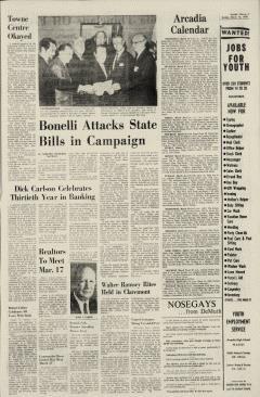 Arcadia Tribune, March 15, 1970, Page 9