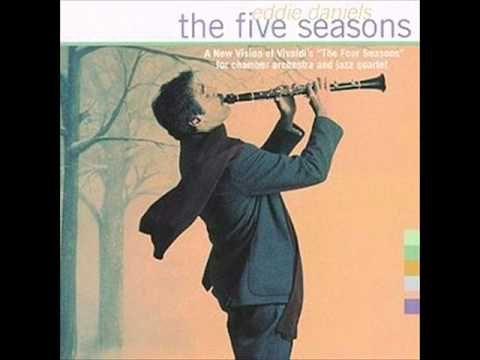 Eddie Daniels Five Seasons Spring part 1