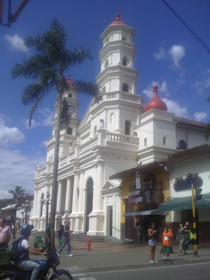 Iglesia de Envigado