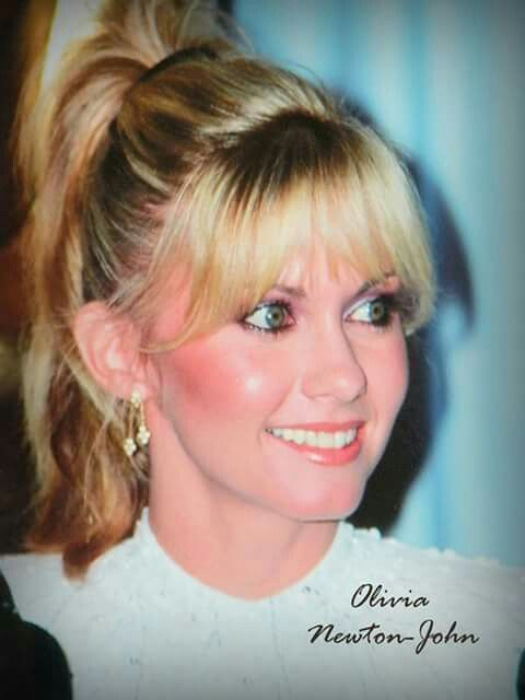 ~ Olivia Newton-John ♡ ~So Pretty!