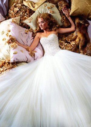 Cinderella type dress