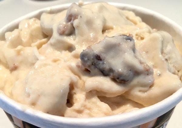 Ben & Jerry's cookie dough ijs (low FODMAP, glutenvrij)