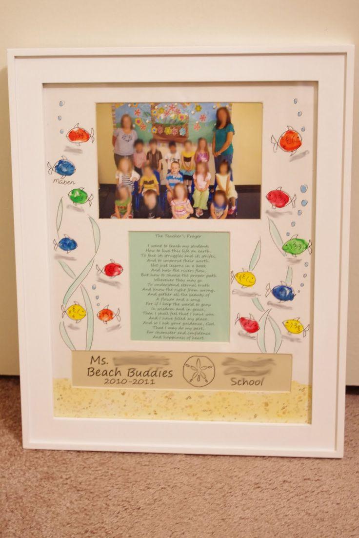 25+ unique Teacher gifts from class ideas on Pinterest | Cute ...