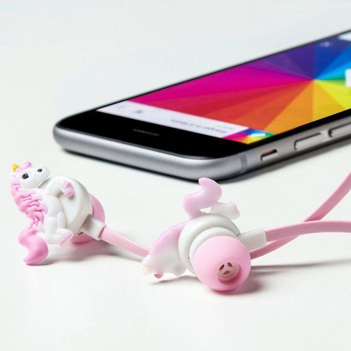 audífonos unicornio