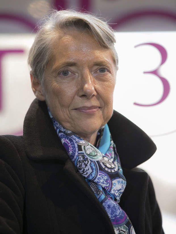 Élisabeth Borne, ministre chargée des Transports