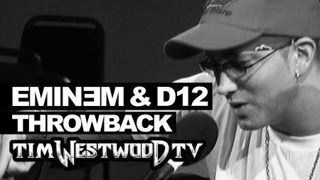Eminem, D12 & Stat Quo – Tim Westwood Freestyle (2004)