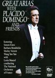 Placido Domingo: Great Arias with Placido Domingo & Friends [DVD] [English] [2008]