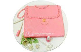 Birthday Cake for girls #Cake bag #cakeforGirls #BirthdayCakeForGirl #YummyCake