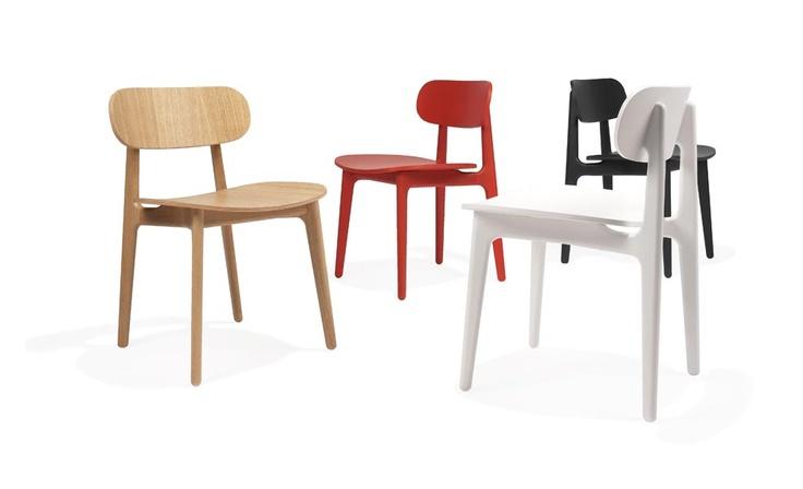 PLC chair | PearsonLloyd
