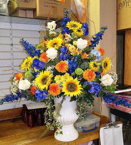 Silk Flowers For Church Altars: 10 Best Stage Or Podium Flower Ideas Images On Pinterest
