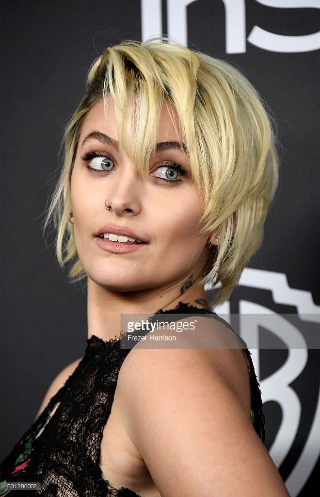 Paris Jackson (age 18), January 8th 2017.