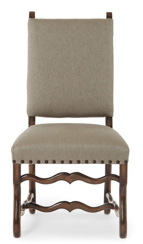 Bernhardt Vestige Round Dining Table 345 274 345 273 Upholstered Side Chair