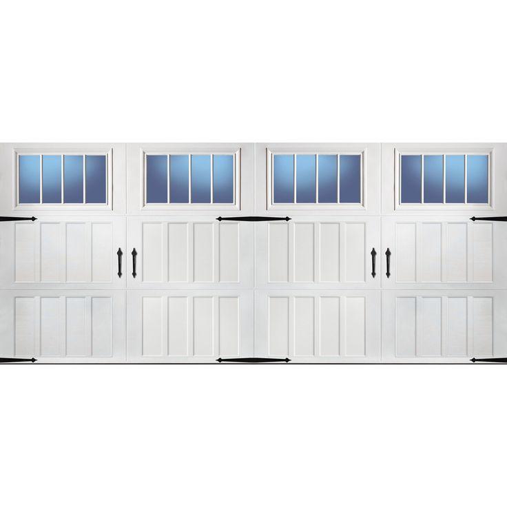 1000 Ideas About Double Garage On Pinterest Garage