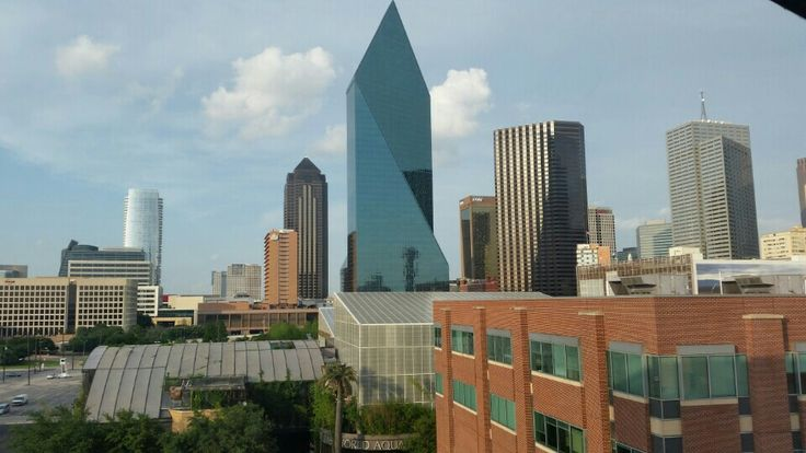 West End Historic District in Dallas, TX