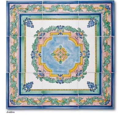 Araldea   Vietri Ceramic Group   Rosoni