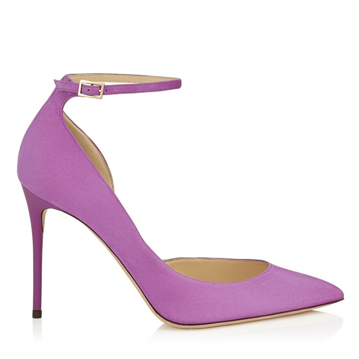 The Jimmy Choo LUCY pump in Boho Pink
