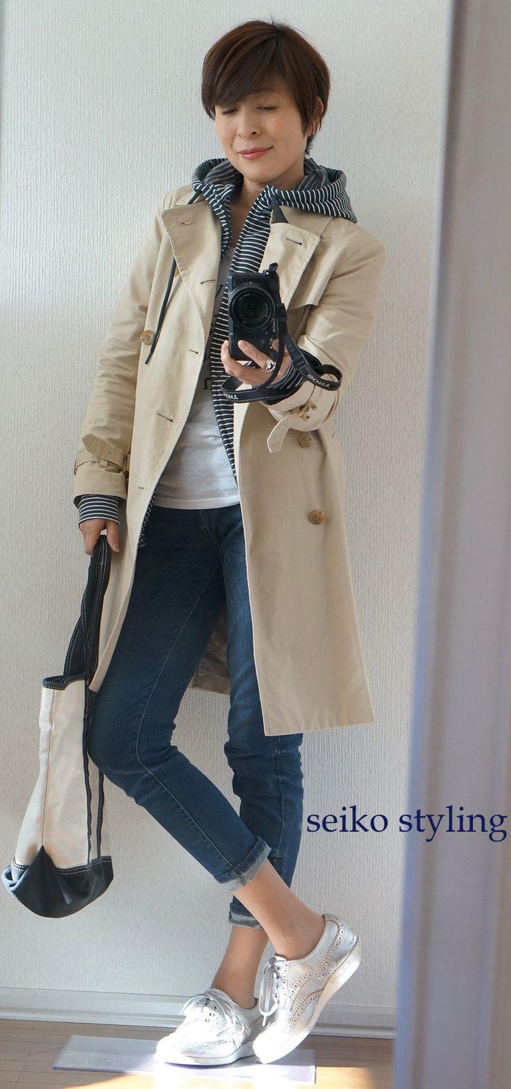 スニーカーコーデ|服を変えれば、生き方が輝く!私がはじまるファッションコーデ