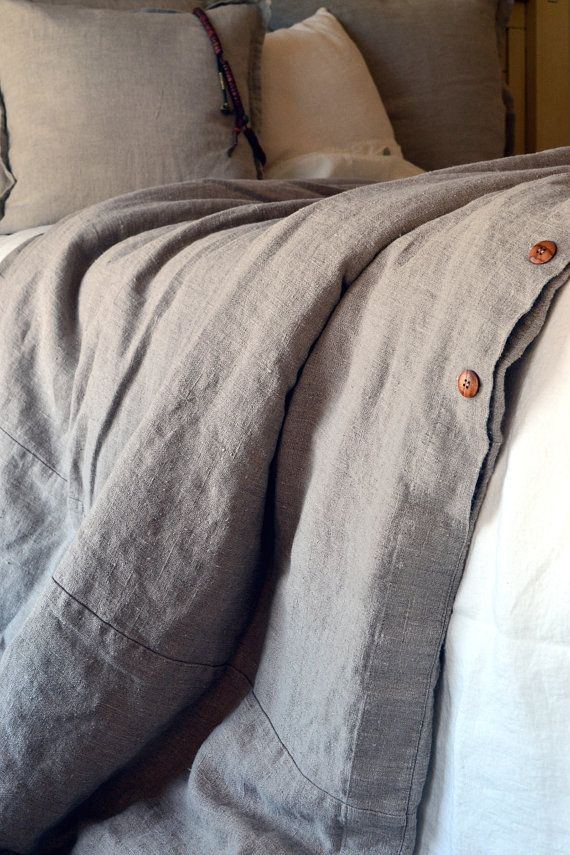 Natural Rustic Rough Heavy Weight Linen by HouseOfBalticLinen, $240.00