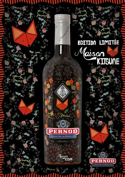 Maison Kitsuné x Pernod Absinthe | Liquori