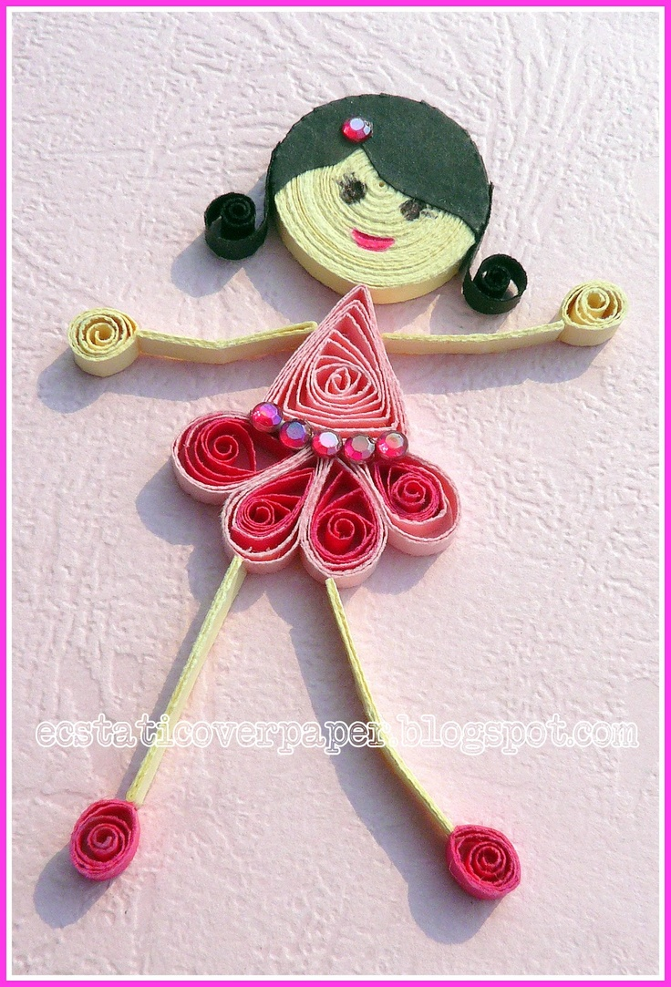 646 best quiling images on pinterest paper quilling for Best quilling designs