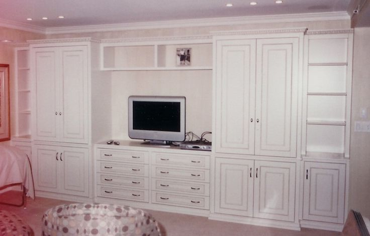 17 Best Images About Bedroom Wall Unit On Pinterest
