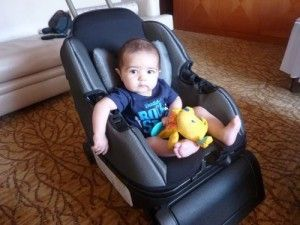 A new mom. An urge to travel. Find out what lessons Managing Editor Sarika Chawla wished she could have known before flying cross-country twice with a 4-month-old baby.