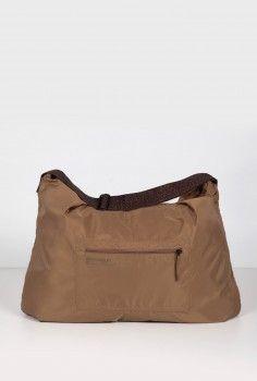 Shoulder bag camel