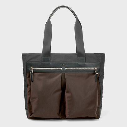 ユーティリティポケット トートバッグ |Paul Smith(ポールスミス)通販サイト