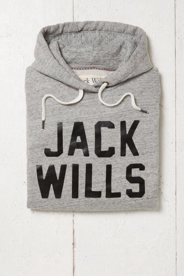 Jack wills hoodie!