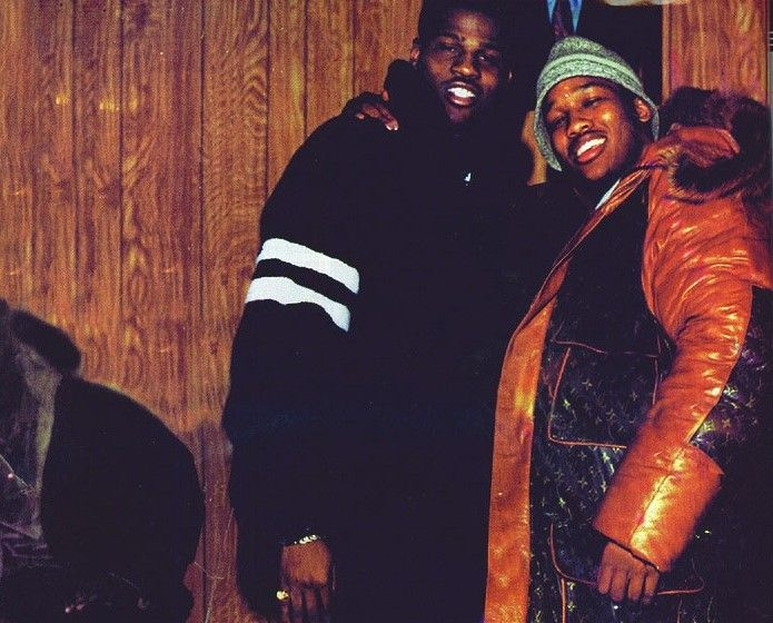 Rich Porter and Alpo Martinez
