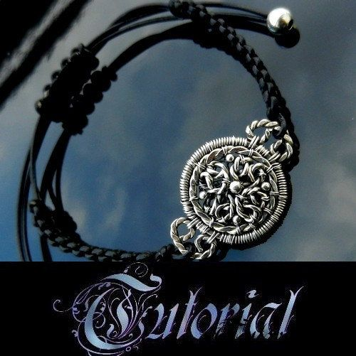 50 OFF PROMOTION Black Swan Jewelry Tutorial by BraceletsWorld, $7.99