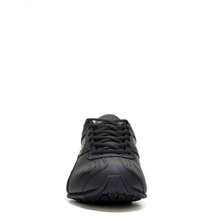 Puma Men's Tazon 6 Fracture Softfoam Running Shoes (Black) - 13.0 D