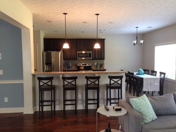 Open Kitchen Floor Plan Ideas