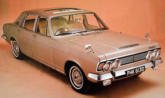 1966 Ford Zodiac Mk 4, I am loving the look of this car, but why a right hand drive?