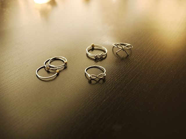 project 22: DIY STACKABLE RINGS
