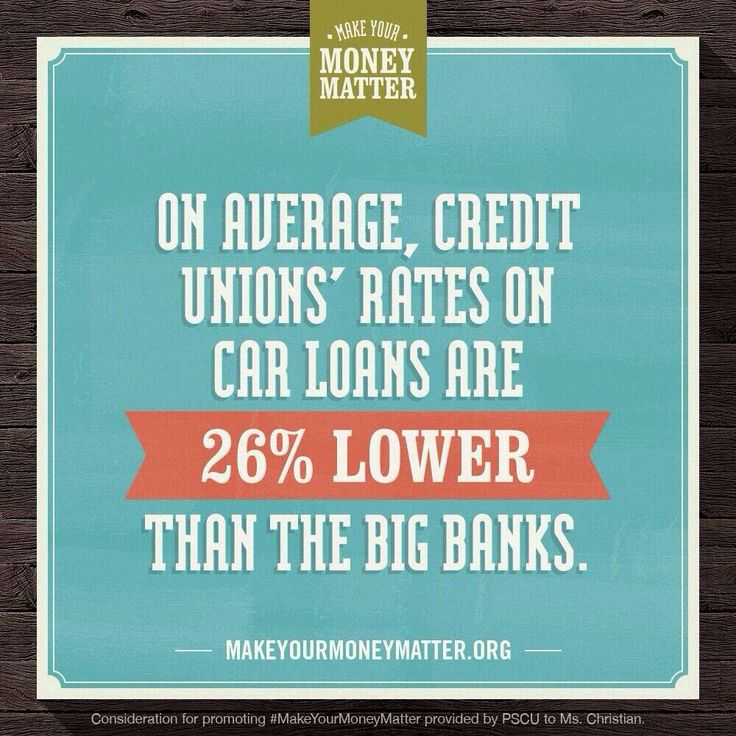27 best Why Join a Credit Union images on Pinterest Banks, Join - car loan calculator