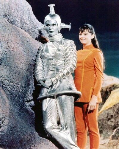 Lost in Space and features Vitina Marcus as Athena and Angela Cartwright as Penny Robinson